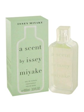 Issey Miyake A Scent Eau De Toilette Spray for Women 3.4 oz