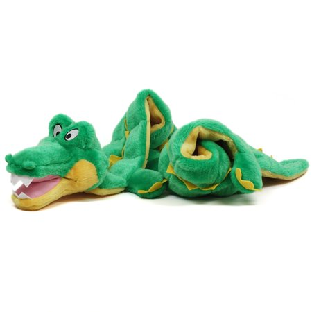 Kyjen Squeaker Matz Squeaker Plush Squeak Toy Flappy Dog Toys, Includes 32 squeakers, by Outward Hound