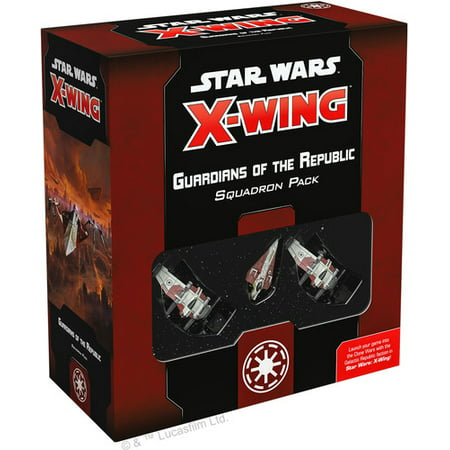 Star Wars X-Wing: Guardians of the Republic Squadron (Star Wars The Old Republic Still Alive)