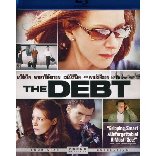 The Debt (Blu-ray) (Widescreen)