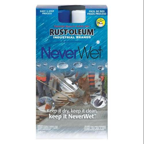 Rust-Oleum Neverwet Kit, Clear 275185