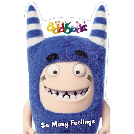 Oddbods: So Many Feelings