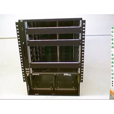 Cisco Systems Chassis - CISCO DS-9SLOT-FAN Details about CISCO DS-C9509 MDS 9500 Chassis W/ DS-9SLOT-FAN
