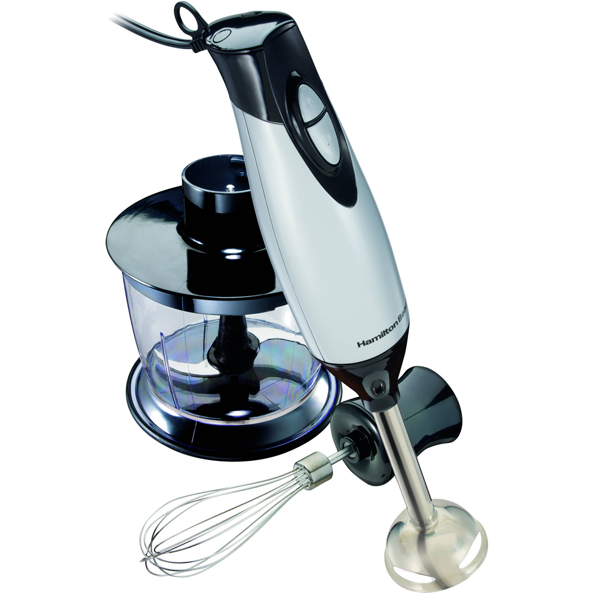 Hamilton Beach Hand Blender With Attachments & Bowl | Model# 59765