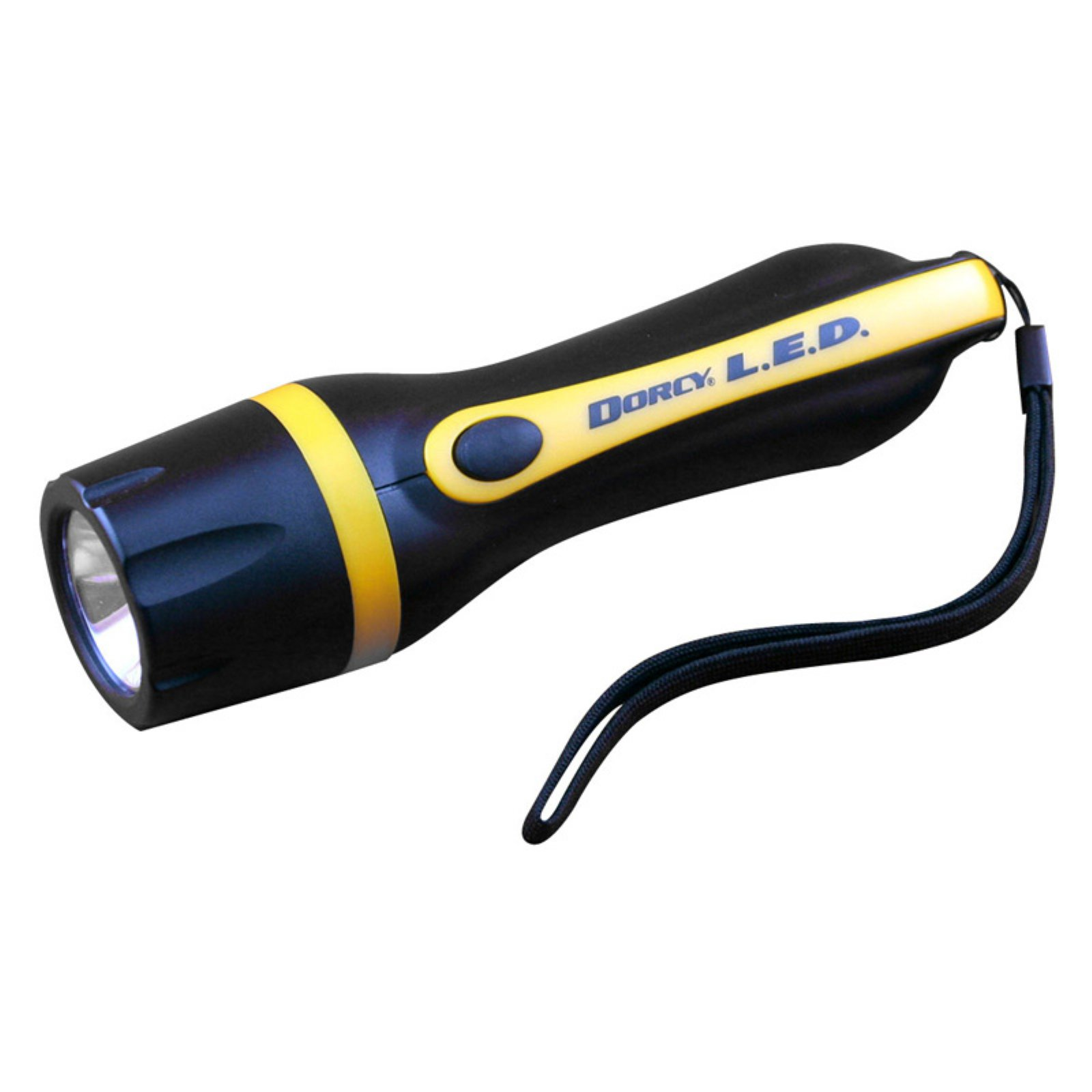 Dorcy LED Flashlight with IPX4 Waterproof Design, 330 Lumens