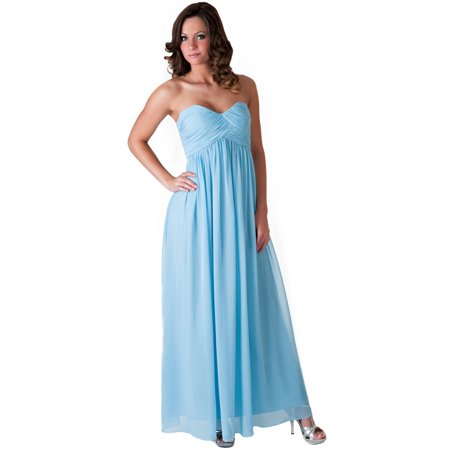Faship Womens Long Evening Gown Formal -