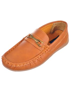 Josmo Boys' Driving Loafers (Sizes 11 - 4)