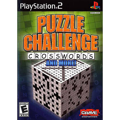 Puzzle Challenge (PS2) - Pre-Owned