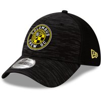 Columbus Crew SC New Era On-Field Collection 39THIRTY Flex Hat - Black