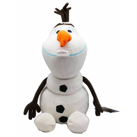 Disney's Frozen Olaf the Snowman Medium Size Plush Toy w/Secret Pocket (15in) - Frozen Toys Target