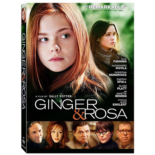 Ginger And Rosa (Widescreen)