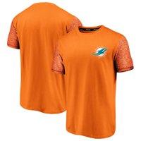 a7184272 Orange Miami Dolphins T-Shirts - Walmart.com