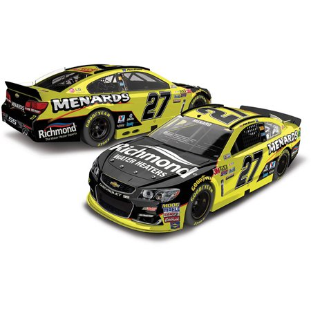 Lionel Racing Paul Menard  27 Menards 2017 Chevrolet Ss 1 24Th Scale Arc Hoto Official Diecast Of The Monster Energy Nascar Cup Series