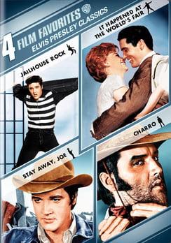 4 Film Favorites: Elvis Presley Classics (DVD) by TIME WARNER