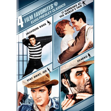 Elvis For Kids (4 Film Favorites: Elvis Presley Classics)