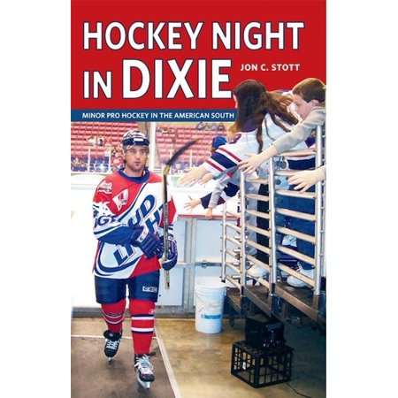 Hockey Night in Dixie - eBook