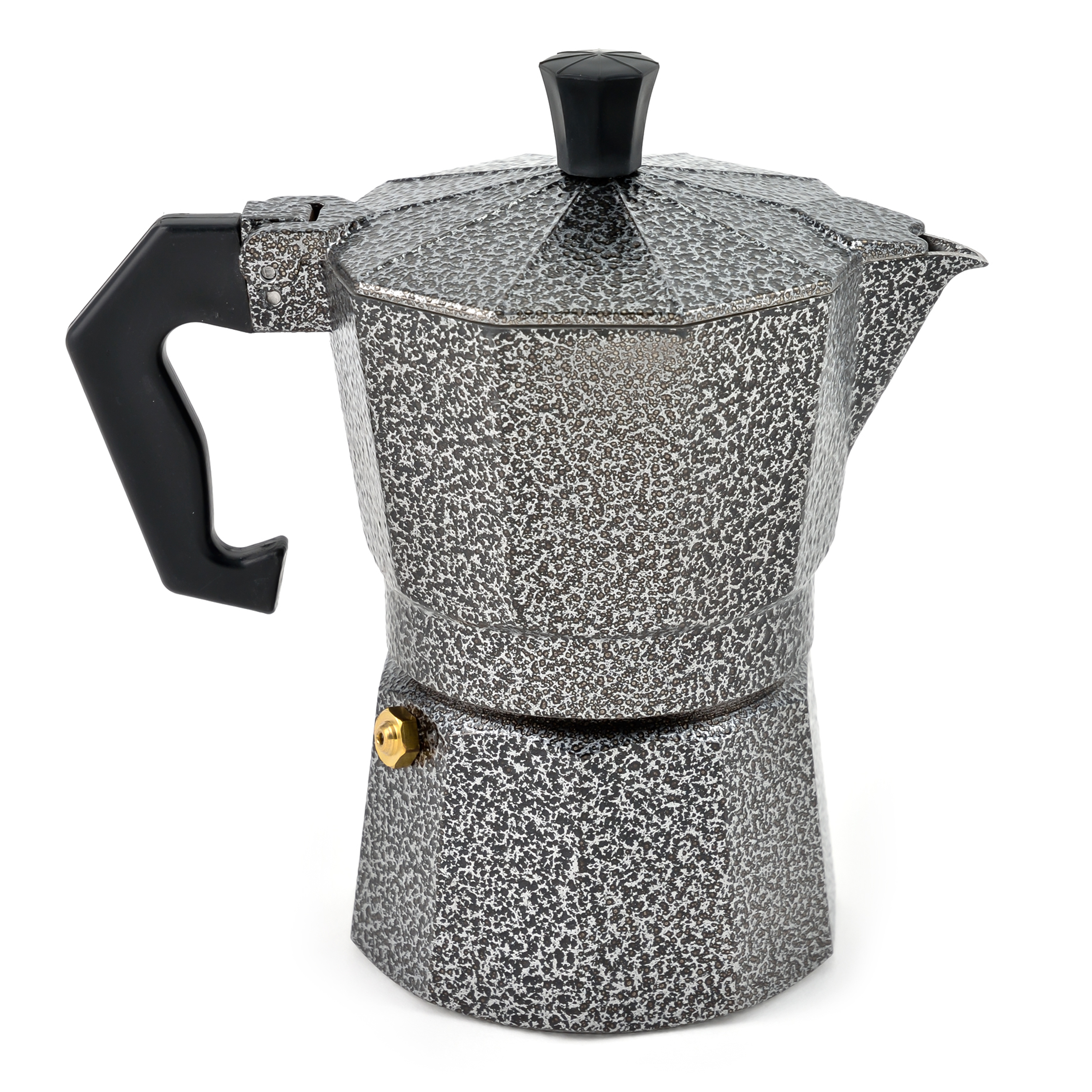 Chinook Granite Espresso Coffee Maker, 3-Cup