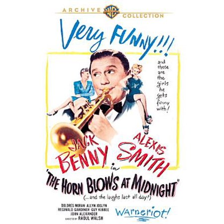 The Horn Blows At Midnight (DVD)