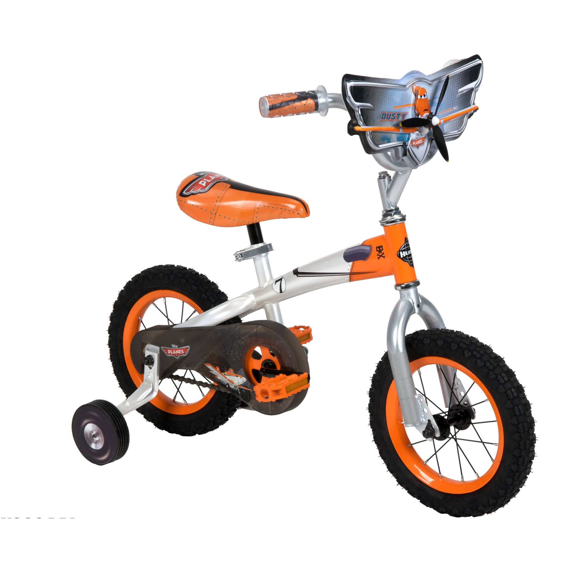 "12"" Huffy Boys Planes Bike Walmart"