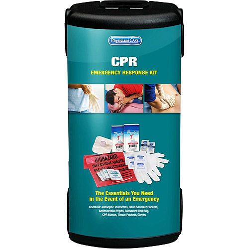 Physicians Care Emergency CPR First Aid Kit