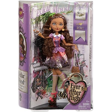 Ever After High Cedar Wood Doll (Cedar Wood Doll Ever After)