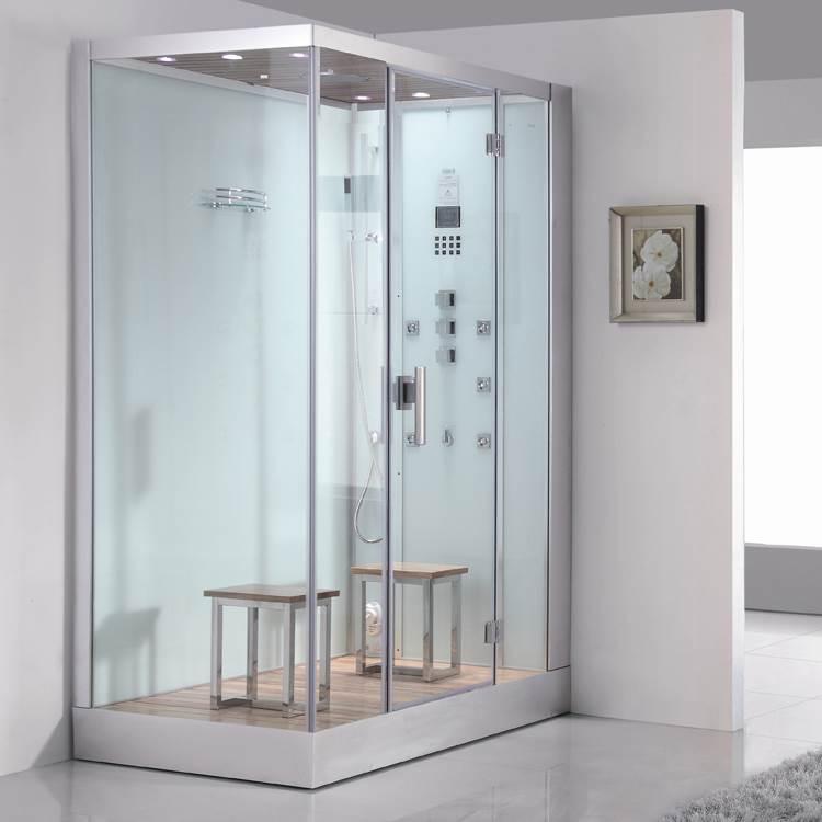 Ariel Bath Platinum 6 kW Left Steam Shower