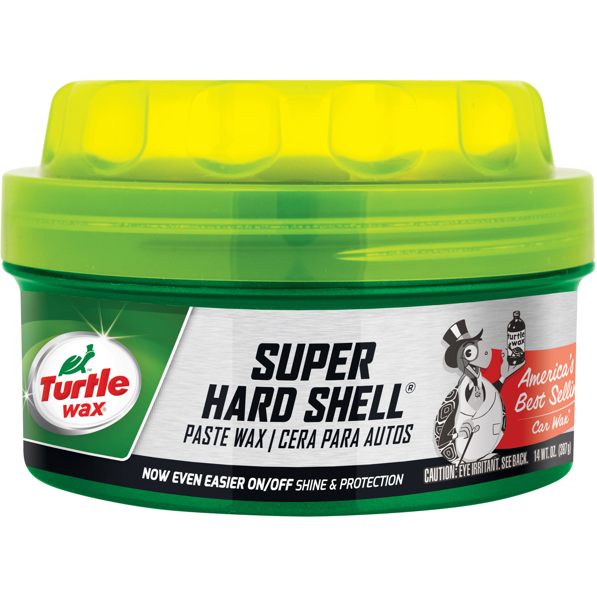 Turtle Wax® Super Hard Shell Paste Wax