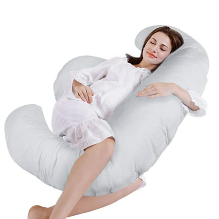 Pleasant E Shaped Body Pregnancy Pillow Maternity Belt Support Full Beatyapartments Chair Design Images Beatyapartmentscom
