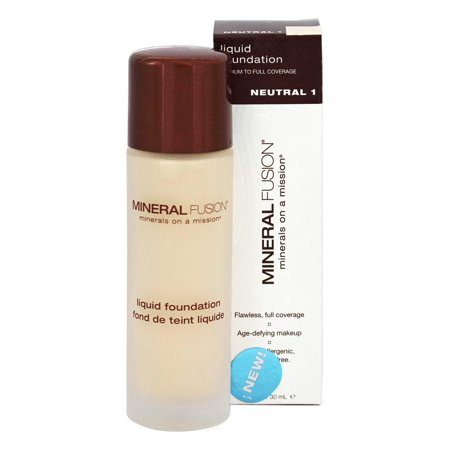Mineral Fusion Natural Brands Mineral Fusion  Liquid Foundation, 1