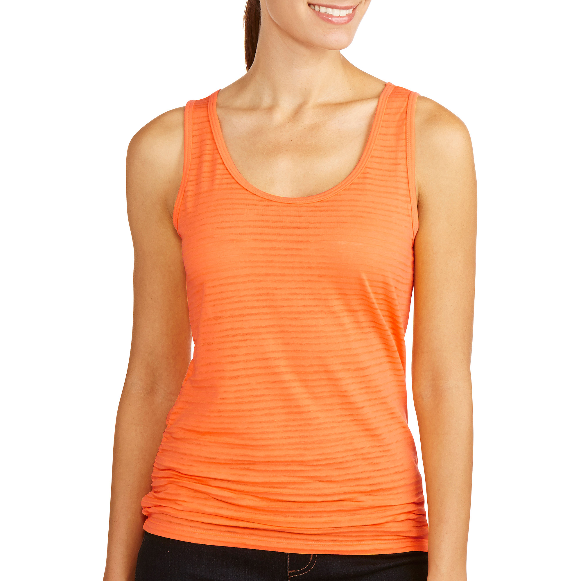 Faded Glory Women's Scoop Neck Tank