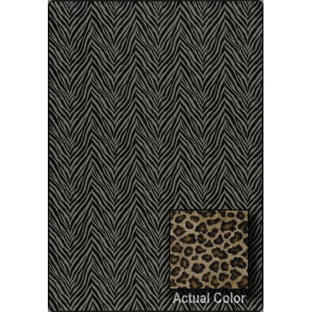 Milliken Imagine Area Rugs - EXOTIC SKINS Animal Prints Leopold Spots Dots Circles Leopard Rug