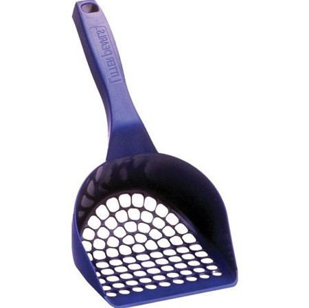 Ultra, Cat Litter Scoop With Sifter, Blue