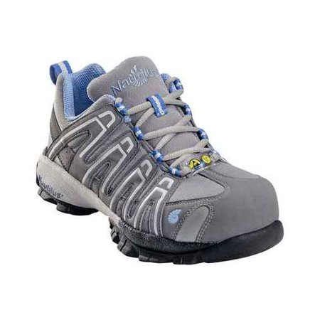- Nautilus Women's N1391 Composite Safety Toe Athletic Shoe