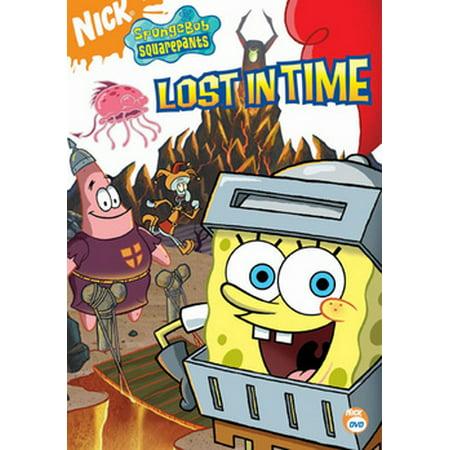 SpongeBob SquarePants Lost In Time (DVD) - Spongebob In The Hood 1 9