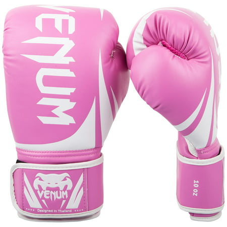 Venum Challenger 2.0 Boxing Gloves - Pink - - Pink Boxing Gloves