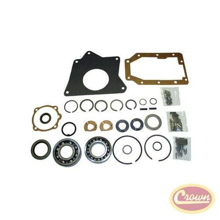 Crown Automotive T170BSG CAST170BSG 80-83 CJ-5/80-86 CJ-7/81-86 CJ-8/80-86 SJ/J-SERIES TRANSMISSION OVERHAUL KIT