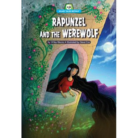 Rapunzel and the Werewolf - Scary Princesses
