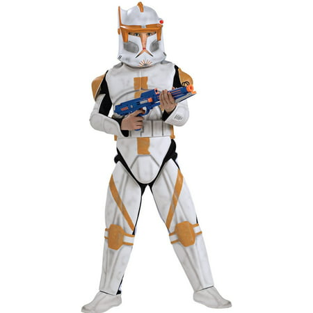 Deluxe Clone Trooper Commander Cody for Child](Diy Clone Trooper Costume)