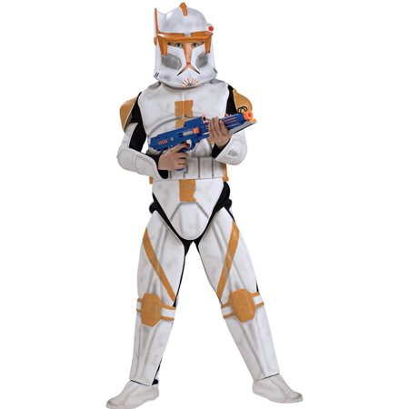 Deluxe Clone Trooper Commander Cody for Child](Cody Jones Halloween)