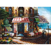 """Jigsaw Puzzle """"At Michelles Place"""" Gold Edition 500 Pieces by Wuundentoy"""