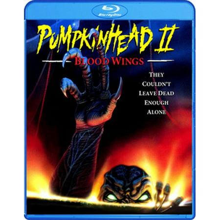 - Pumpkinhead II: Blood Wings (Blu-ray)