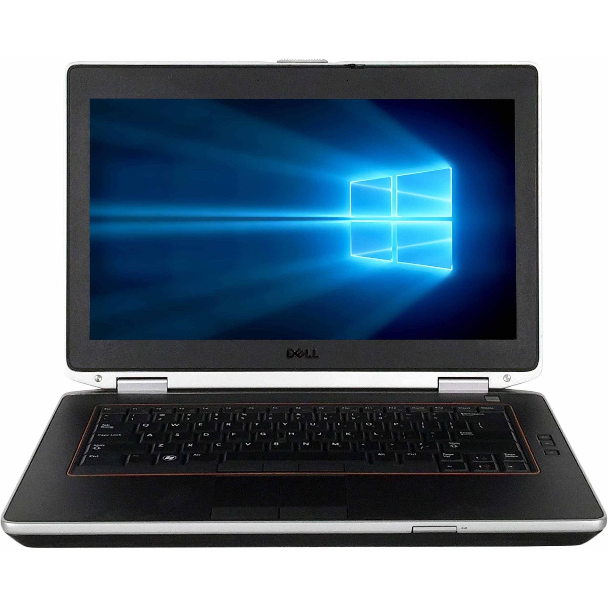 "Refurbished Dell E6420 14.0"" Laptop, Windows 10 Pro, Intel Core i5-2520M Processor, 8GB RAM, 1TB Hard Drive"