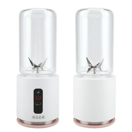 Ejoyous 260ML Portable USB Rechargeable Juicer Extractor Blender for Juice Milkshake 7.4V  ,Juicer, Blender for Juice Milkshake - image 7 de 13