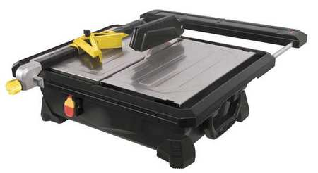 Tile Saw,Wet,7 In,3 4 HP QEP 22750Q by Qep