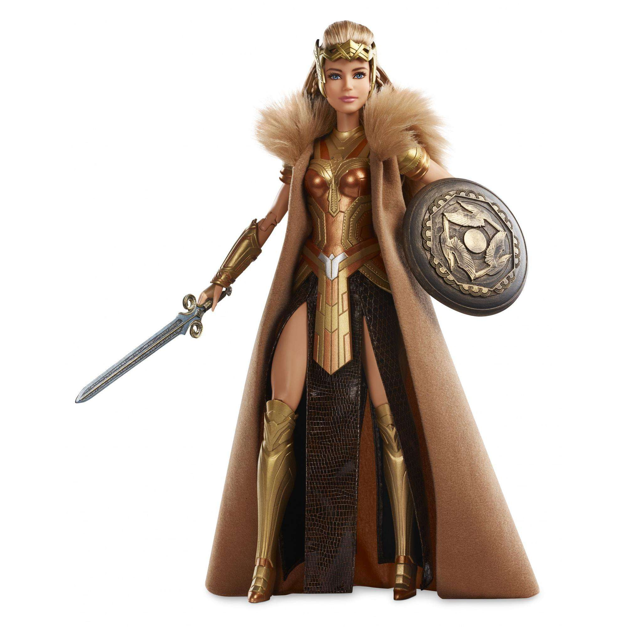 Barbie Wonder Woman Hippolyta Doll