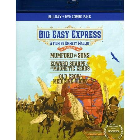 Big Easy Express (Blu-ray / DVD Combo Pack) (Blu-ray + DVD)