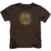 Sun Records University Distressed Little Boys Shirt