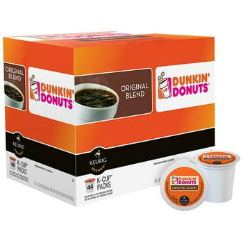 44-Pack Dunkin Donuts Original Blend Coffee, Medium Roast