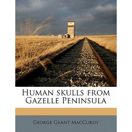 Human Skulls from Gazelle Peninsula
