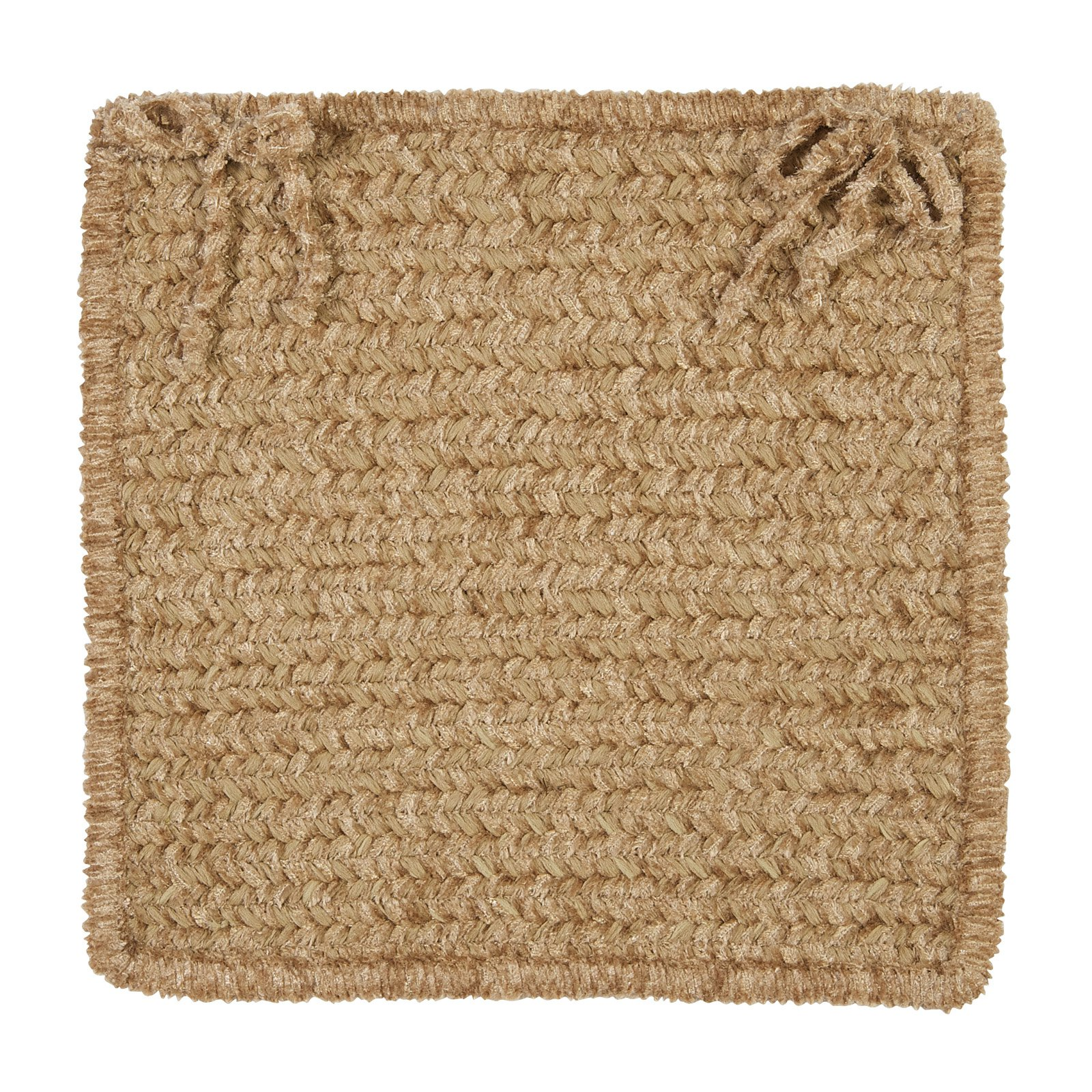 Colonial Mills Simple Chenille Chair Pad 15 x 15 in. by Colonial Mills